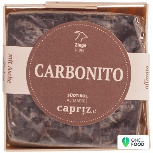 Formaggio Caprino Carbonito Capriz 200 G